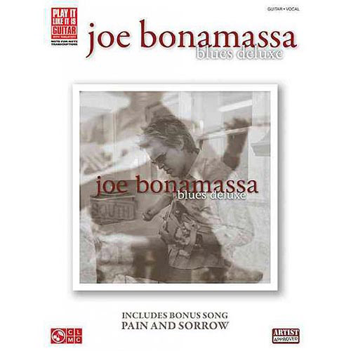 Joe Bonamassa: Blues Deluxe Guitar / Vocal