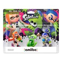 Splatoon 3-Pk, Splatoon Series, Nintendo amiibo, NVLEAE3A