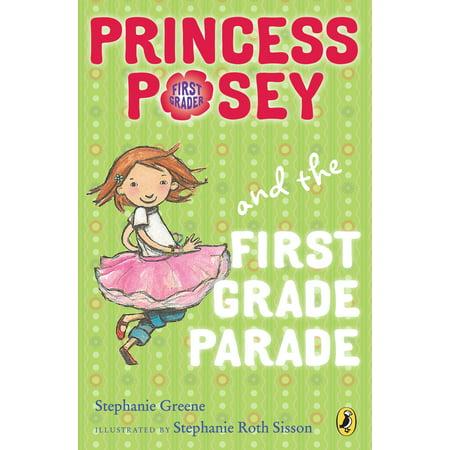 Princess Posey and the First Grade Parade : Book 1](Halloween Book Character Parade)