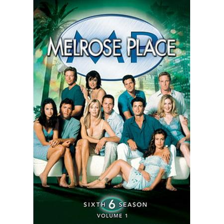 Melrose Place: Sixth Season, Volume 1 (DVD) (Peyton Place Tv Show)