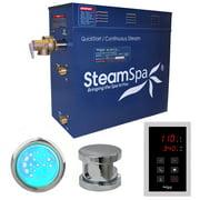 SteamSpa INT750 Indulgence 7.5 Kw Quickstart Acu-Steam Bath Generator Package