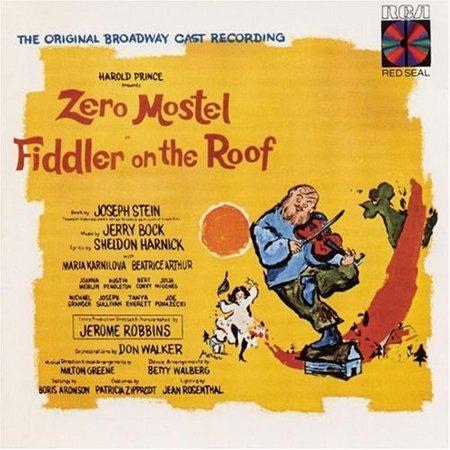 fiddler on the roof (1964 original broadway cast)