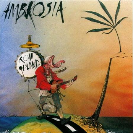 Ambrosia Road Island CD - image 1 of 1