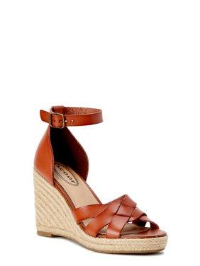 Scoop Emma Espadrille Wedge Sandal Women's