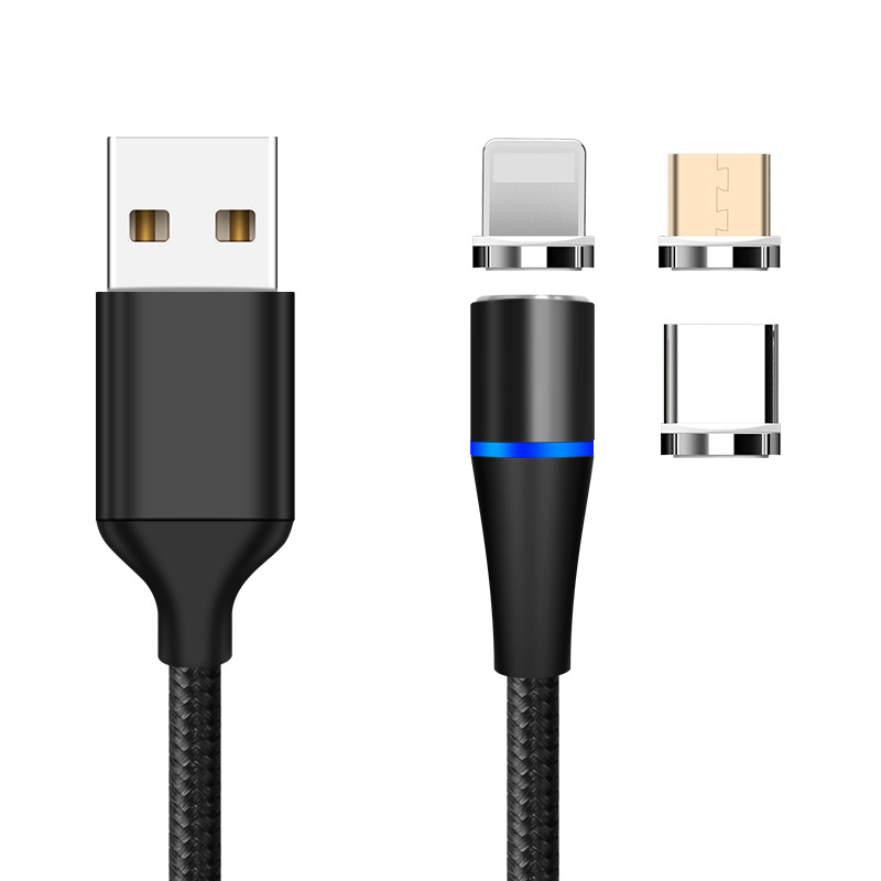 Lay Fast Charging USB Flat Cable Data Cable Suitable for iOS,A