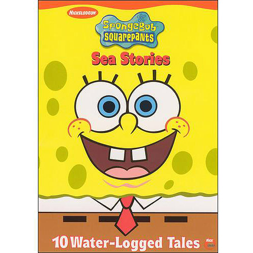 SpongeBob SquarePants: Sea Stories (Full Frame)