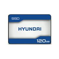 "Hyundai 120GB Internal Solid State Drive 2.5""- SATA(SATA/600) - 500 MB/s"