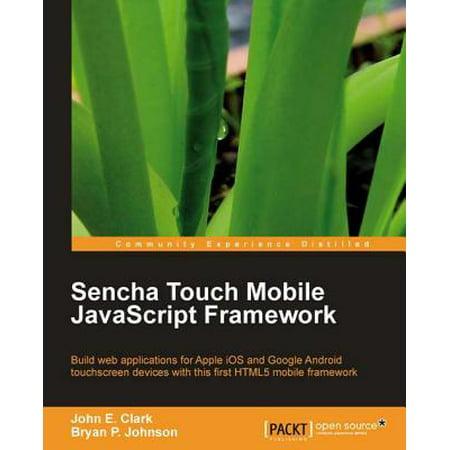 Sencha Touch Mobile JavaScript Framework - eBook