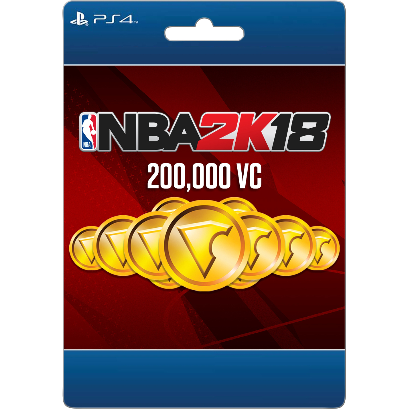 Sony NBA 2K18 200,000 VC (email delivery)