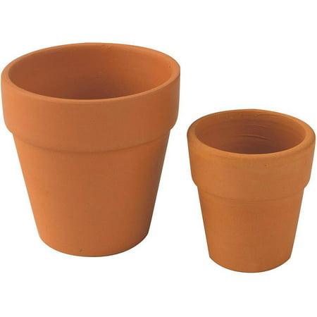Terra Cotta Pot, 3-1/8