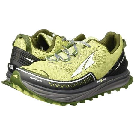 Altra Women's Timp Trail Zero-Drop Lace-Up Athletic Shoes Lime