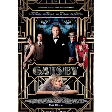 The Great Gatsby Mini Poster 11Inx17In