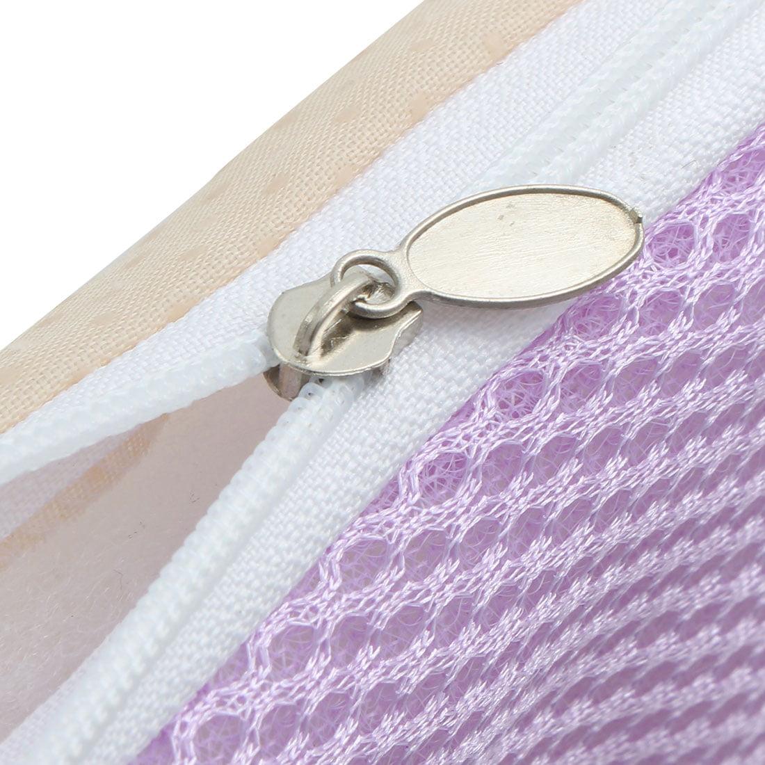 Home Office Polyester Square Chair Sofa Cushion Pad Light Purple 40cm x 40cm - image 1 de 5