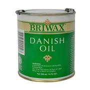 Briwax Danish Oil 16 oz (500 mL)