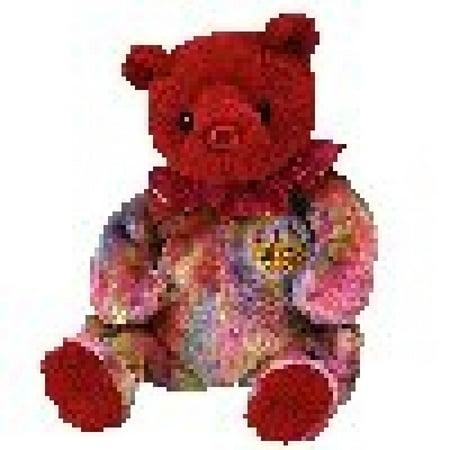42f6c6b9dc9 Ty Beanie Babies - July the Birthday Bear  Toy  - Walmart.com