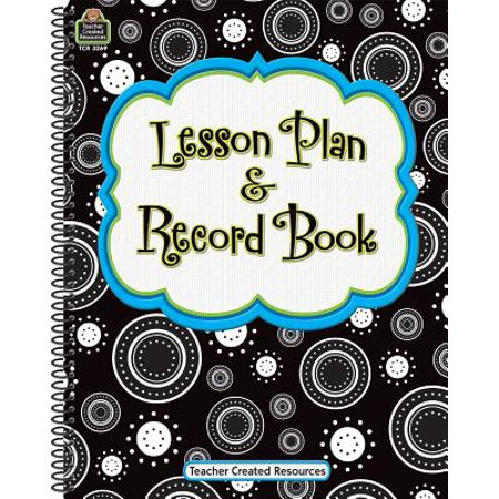 Crazy Circles Lesson Plan & Record Book - History Lesson Plan On Halloween