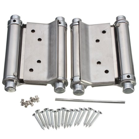 Double Acting Spring Hinge - 4Pcs 3