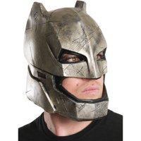 Dawn of Justice Armored Batman Mask Adult Halloween Accessory