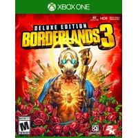 Borderlands 3 Deluxe Edition, 2K, Xbox One, 710425594960