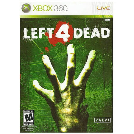 Left 4 Dead (Xbox 360) - Pre-Owned Valve