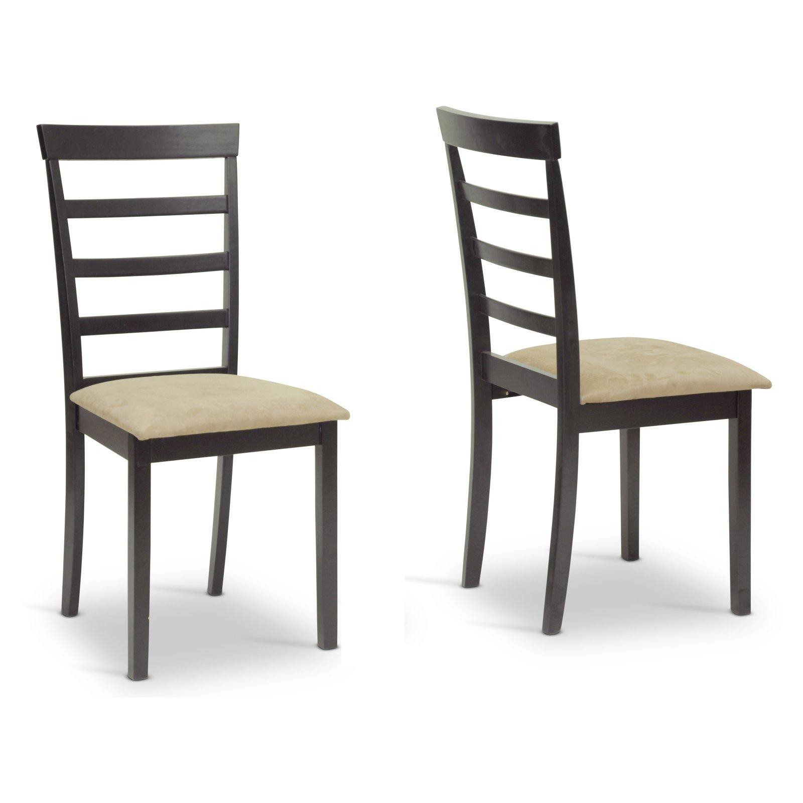 Baxton Studio Jet Sun Dining Chair - Set of 2
