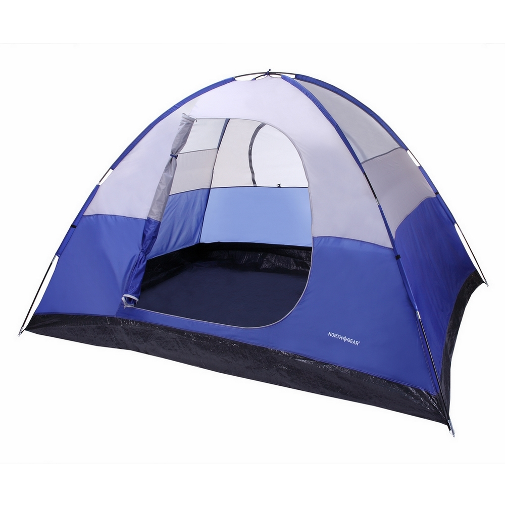 North Gear Camping 6 Person Dome Tent
