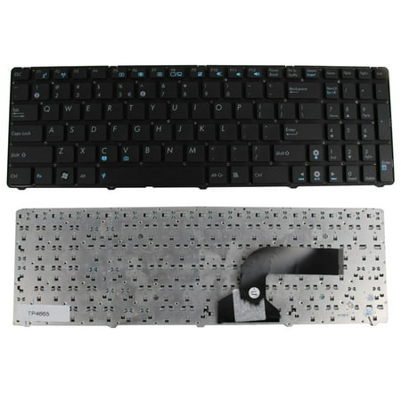 Asus Laptop Keyboard for Asus G60, G73, N61V, X61SL & N71V U6501-BL - NEW