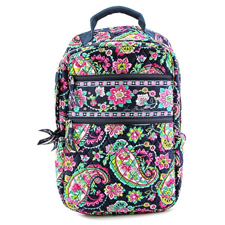7bb4008f57 Vera Bradley - Vera Bradley Tech Backpack Women Canvas Multi Color Backpack  - Walmart.com