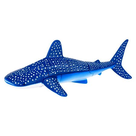 Aquatic Discovery Expedition Transforming Whale Shark Robot Toy