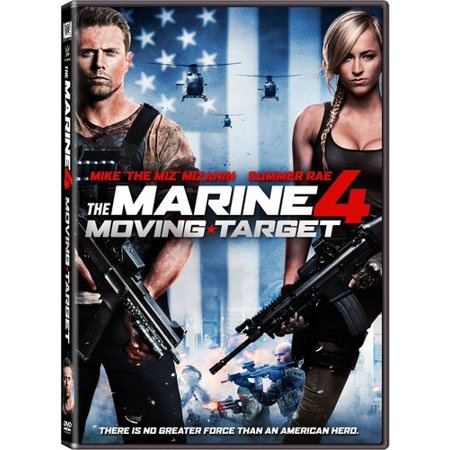 The Marine 4  Moving Target