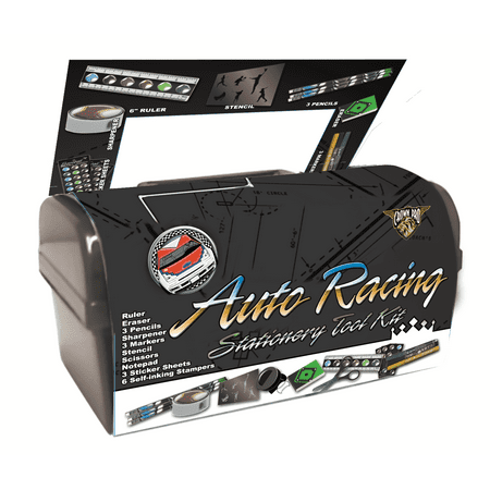 Auto Racing 20-Piece Tool Kit