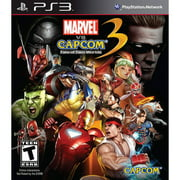 Marvel vs Capcom 3 Fate of Two Worlds (PlayStation 3)