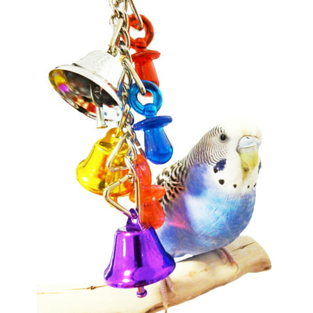 Bonka Bird Toys 1107 Jingle Bells Bird - Water Bird Toy