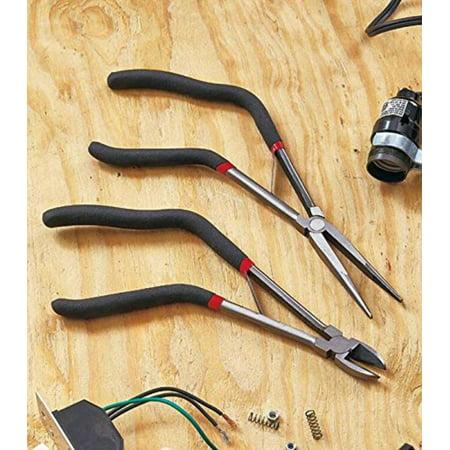 2 Pc. Long Reach Pistol Grip Plier Set, 2-Pc. set includes: By GetSet2Save