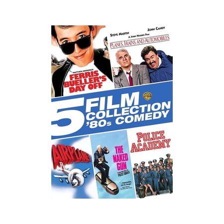 5 Film Collection: '80s Comedy (DVD) - 80s Halloween Films