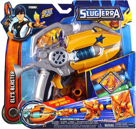 JAKKS Slugterra Eli's Blaster Exclusive Roleplay Toy
