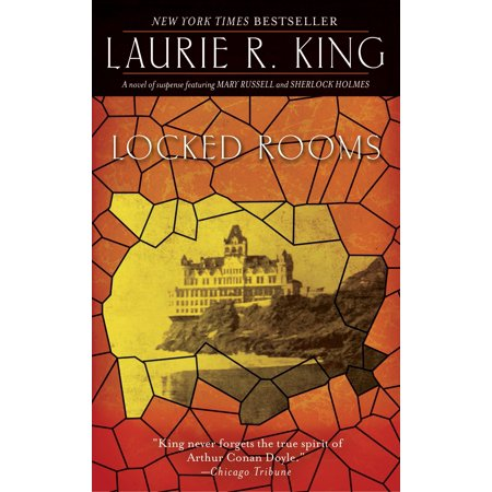 Random Lock (Locked Rooms : A novel of suspense featuring Mary Russell and Sherlock Holmes)