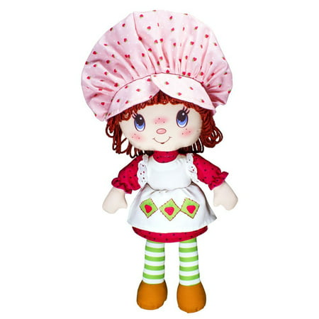 Strawberry Shortcake Classic Soft Doll ()