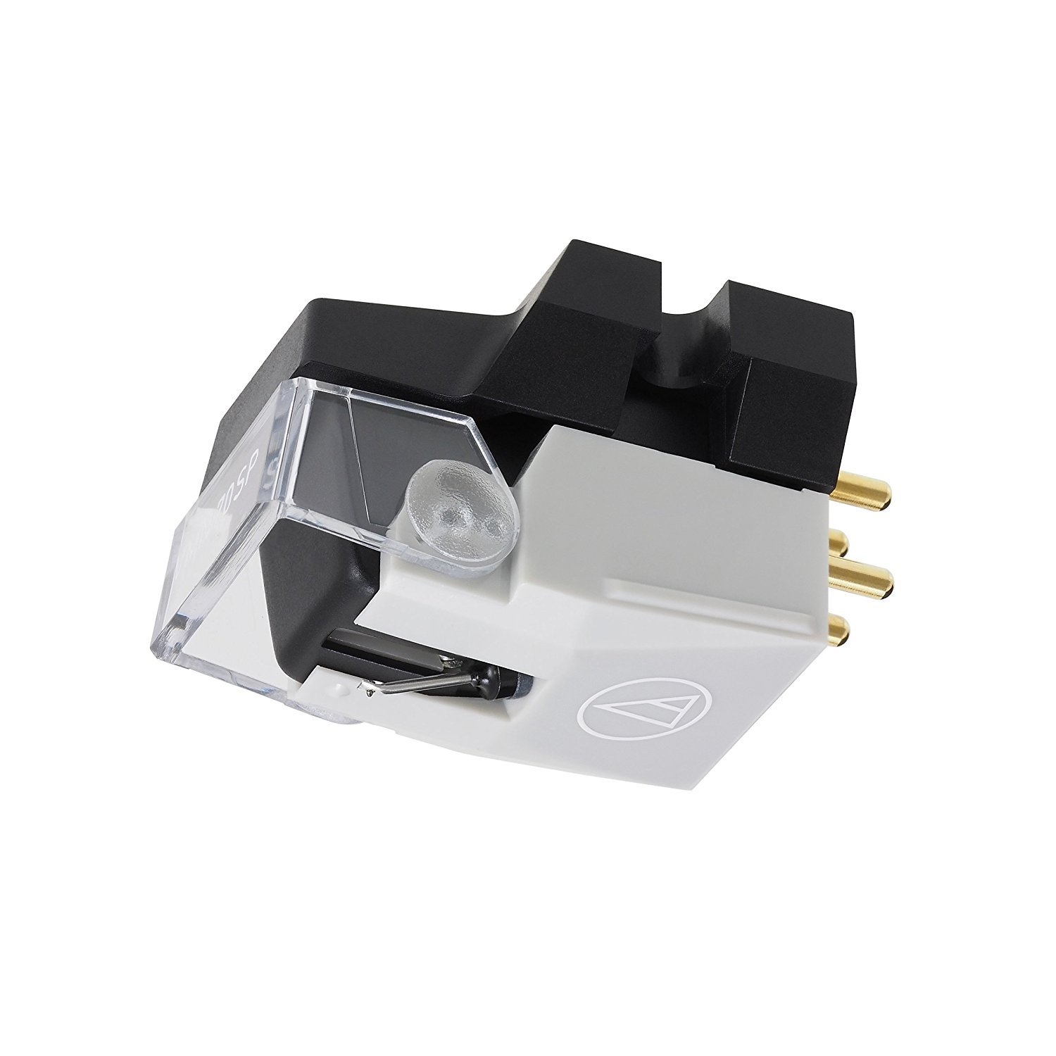 Audio Technica Dual Moving Magnet Mono Phono Cartridge with 78 RPM Stylus by Audio-Technica
