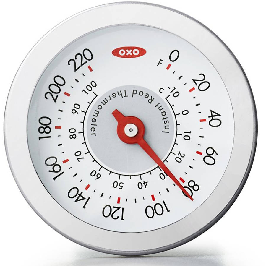 Oxo Good Grips Chef's Precision Analog Instant Read Thermometer, OXO, 11133300