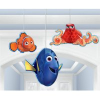 Finding Dory Tissue Decorations