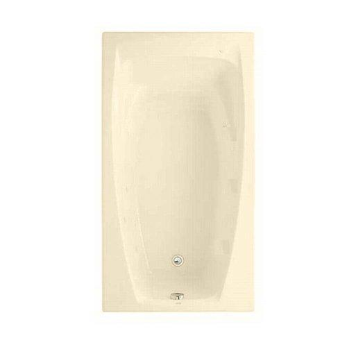 American Standard 2675.002.021 Colony 5' Acrylic Bathtub w/ Reversible Drain in Bone