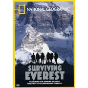 National Geographic Surviving Everest [DVD] by NATIONAL GEOGRAPHIC VIDEO
