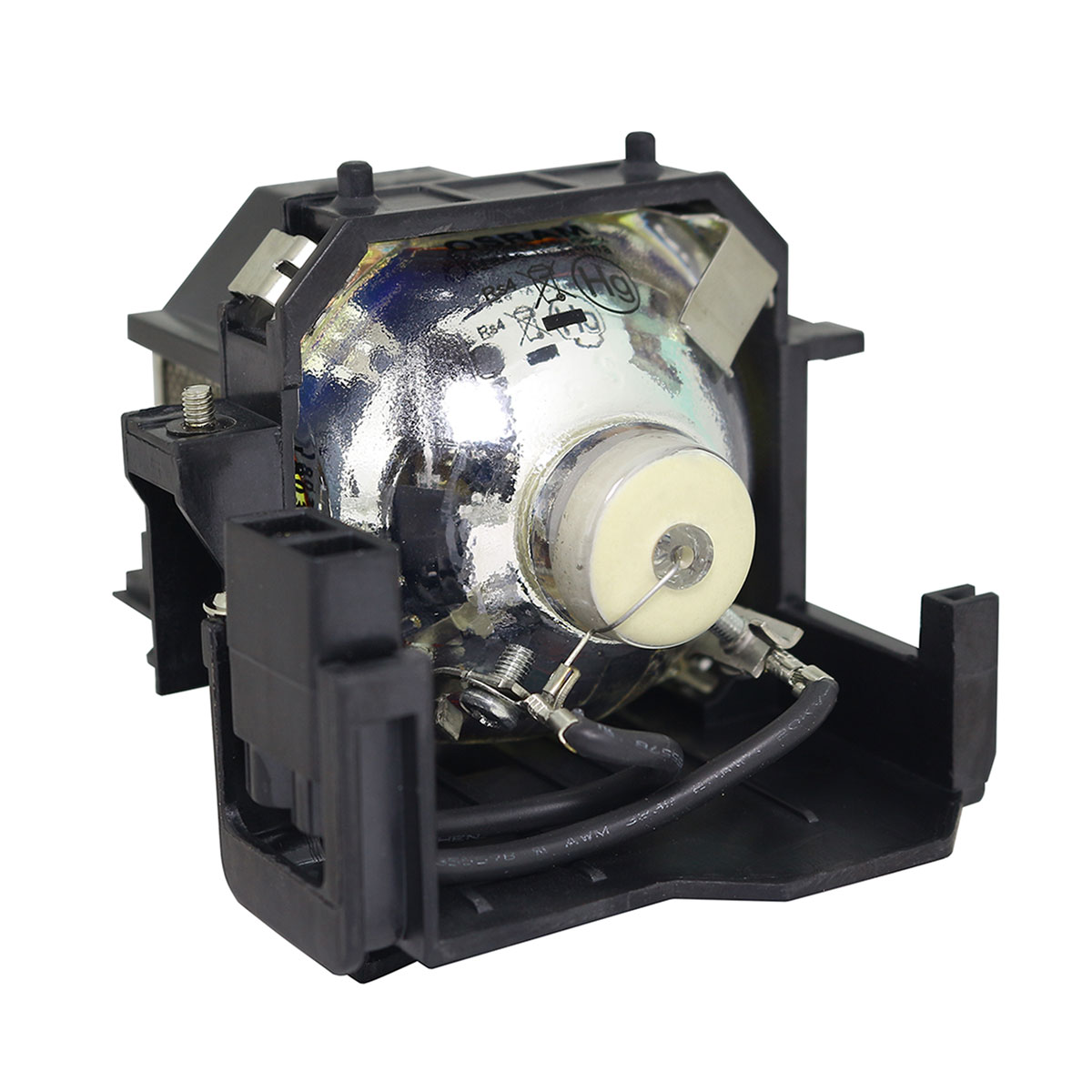 Original Osram Projector Lamp Replacement for Epson PowerLite W6 (Bulb Only) - image 3 de 5