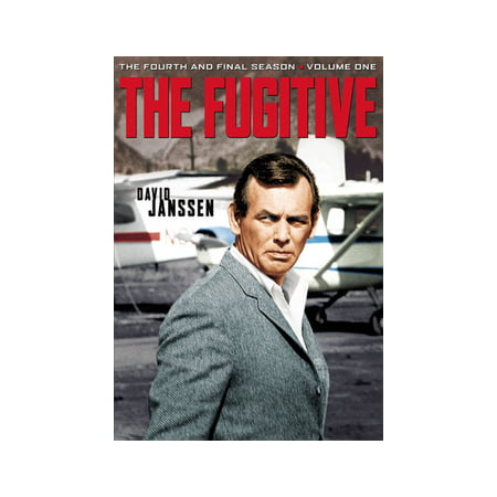 The Fugitive: The Fourth and Final Season, Vol. 1 (Fugitive Roller)