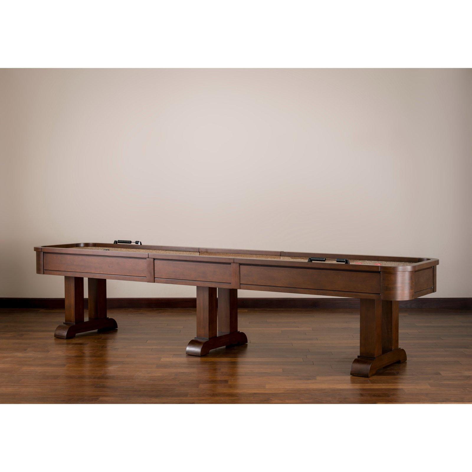 American Heritage Billiards Milan 12 ft. Shuffleboard Table
