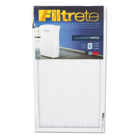 "Filtrete Air Cleaning Filter, 11 3/4"" x 21 1/2"""