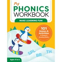 My Workbooks: My Phonics Workbook: 101 Games and Activities to Support Reading Skills (Paperback)