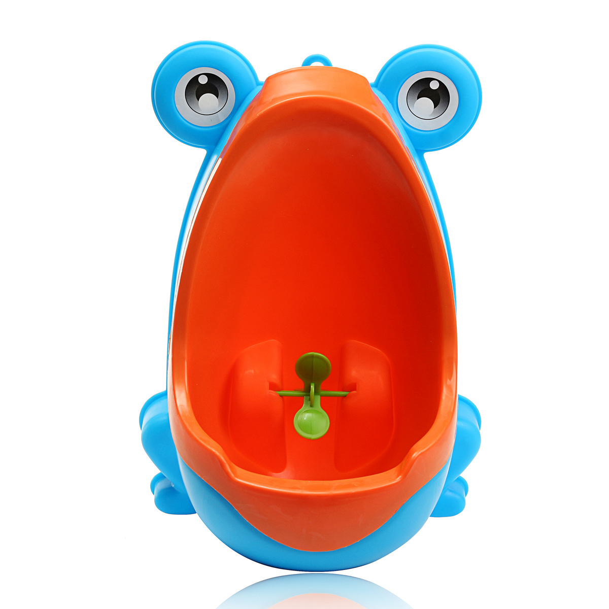 Click here to buy Meigar Cute Frog Potty Training Urinal Toilet Urine Train Froggy Potty for Children Kids Toddler Baby Boys... by Meigar.