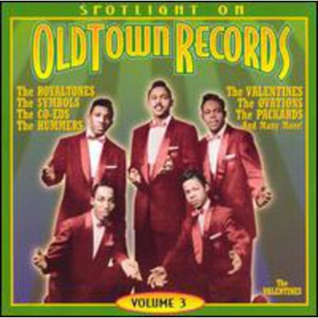 Value Old Lp Records (Spotlite On Old Town Records, Vol.3)